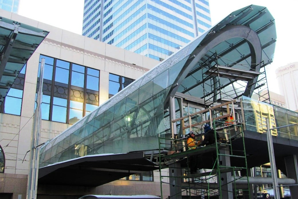 Train Station - Calgary